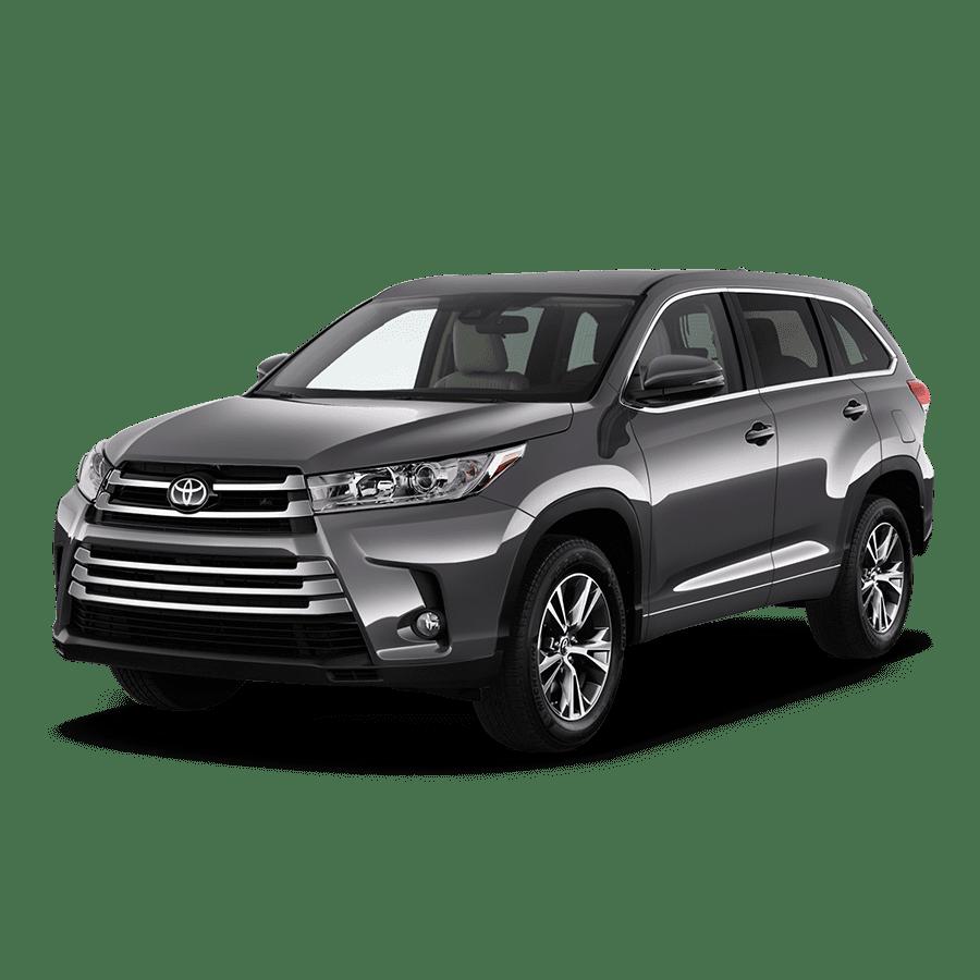 Выкуп Toyota Highlander в любом состоянии за наличные